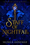 Staff of Nightfall (The Mercenary and the Mage, #2)