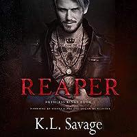 Reaper (Ruthless Kings MC, #1)