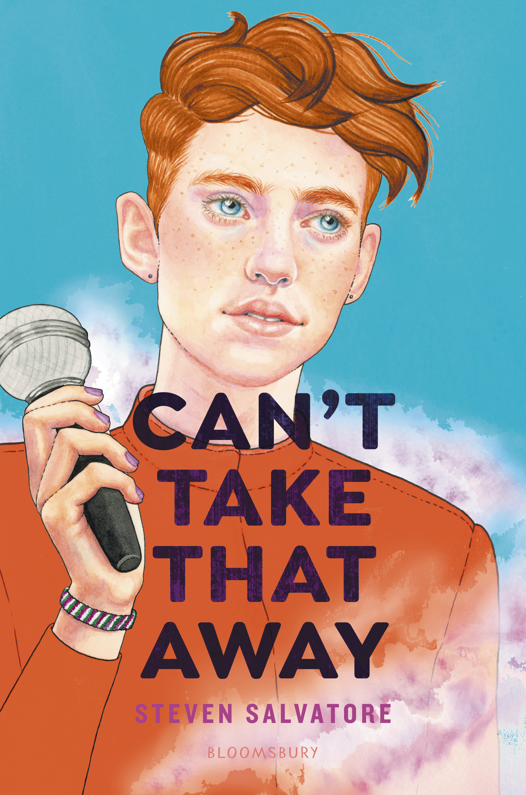 Book cover for Can't Take that Away
