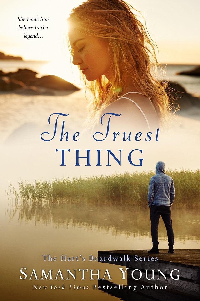 The Truest Thing (Hart's Boardwalk, #4)