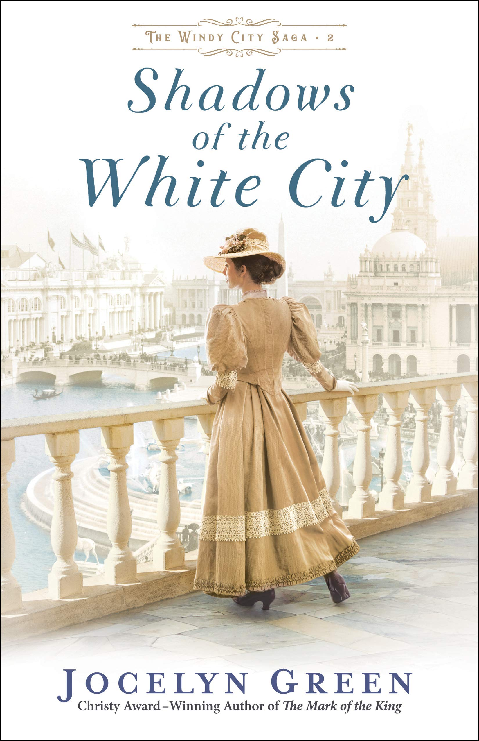 Shadows of the White City (The Windy City Saga, #2)