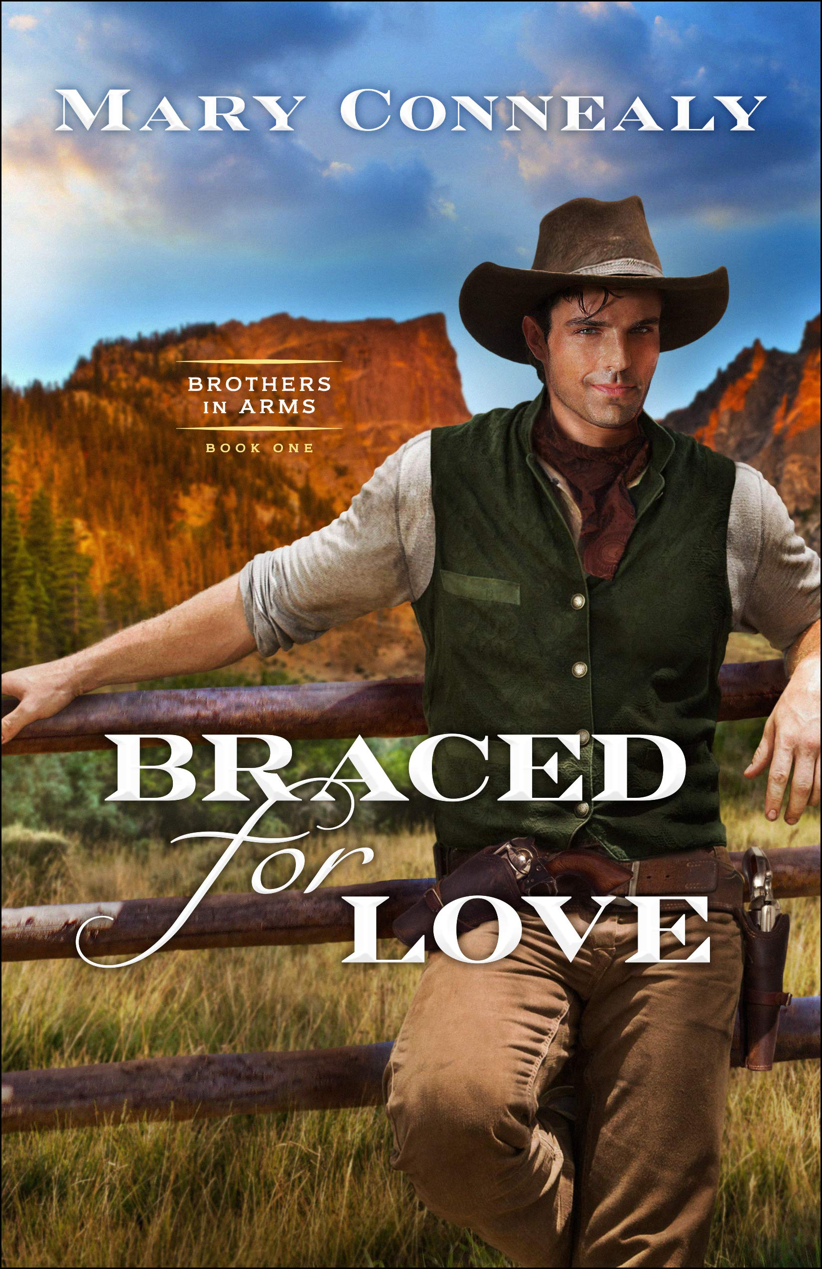 Braced for Love (Brothers in Arms, #1)