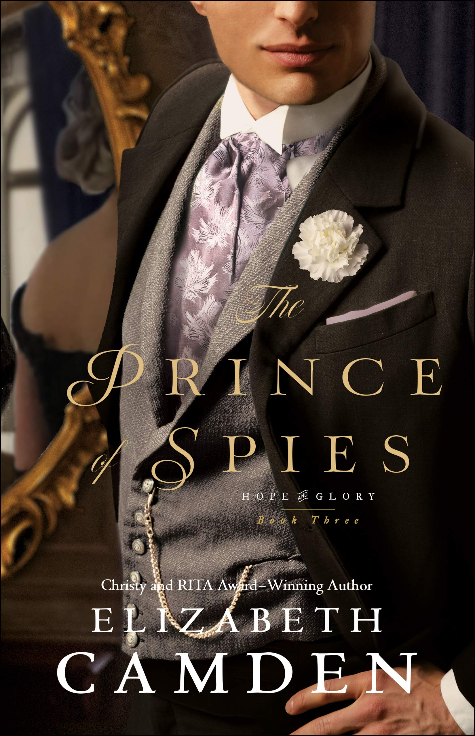The Prince of Spies (Hope and Glory, #3)