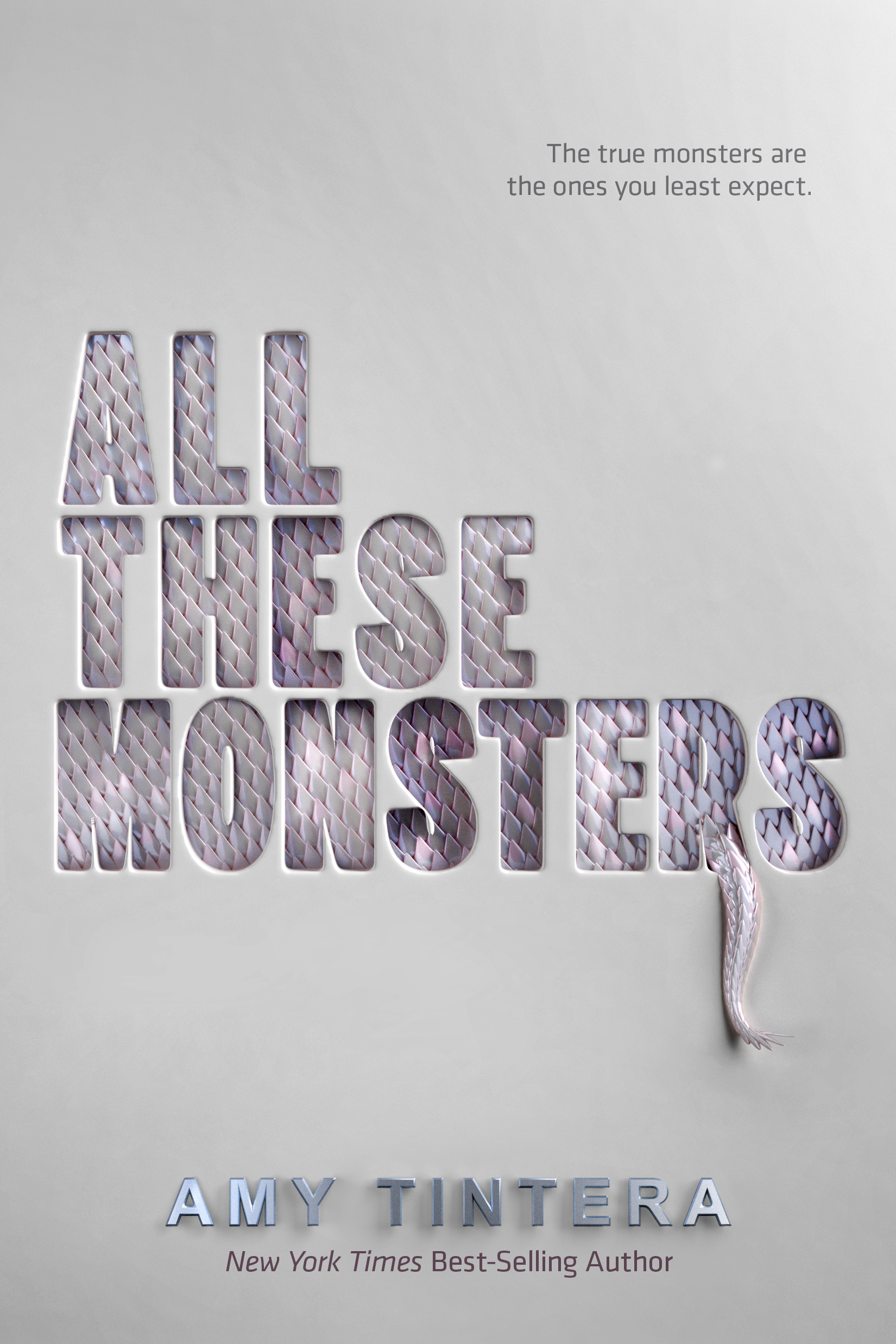 All These Monsters (Monsters, #1) by Amy Tintera