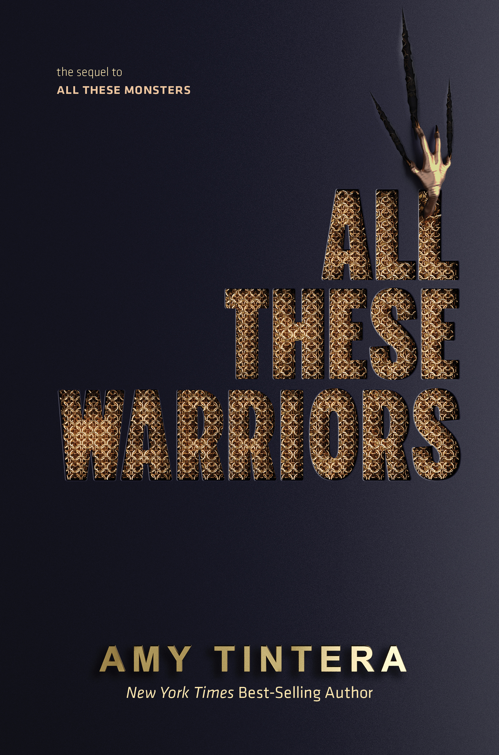 All These Warriors (Monsters, #2)
