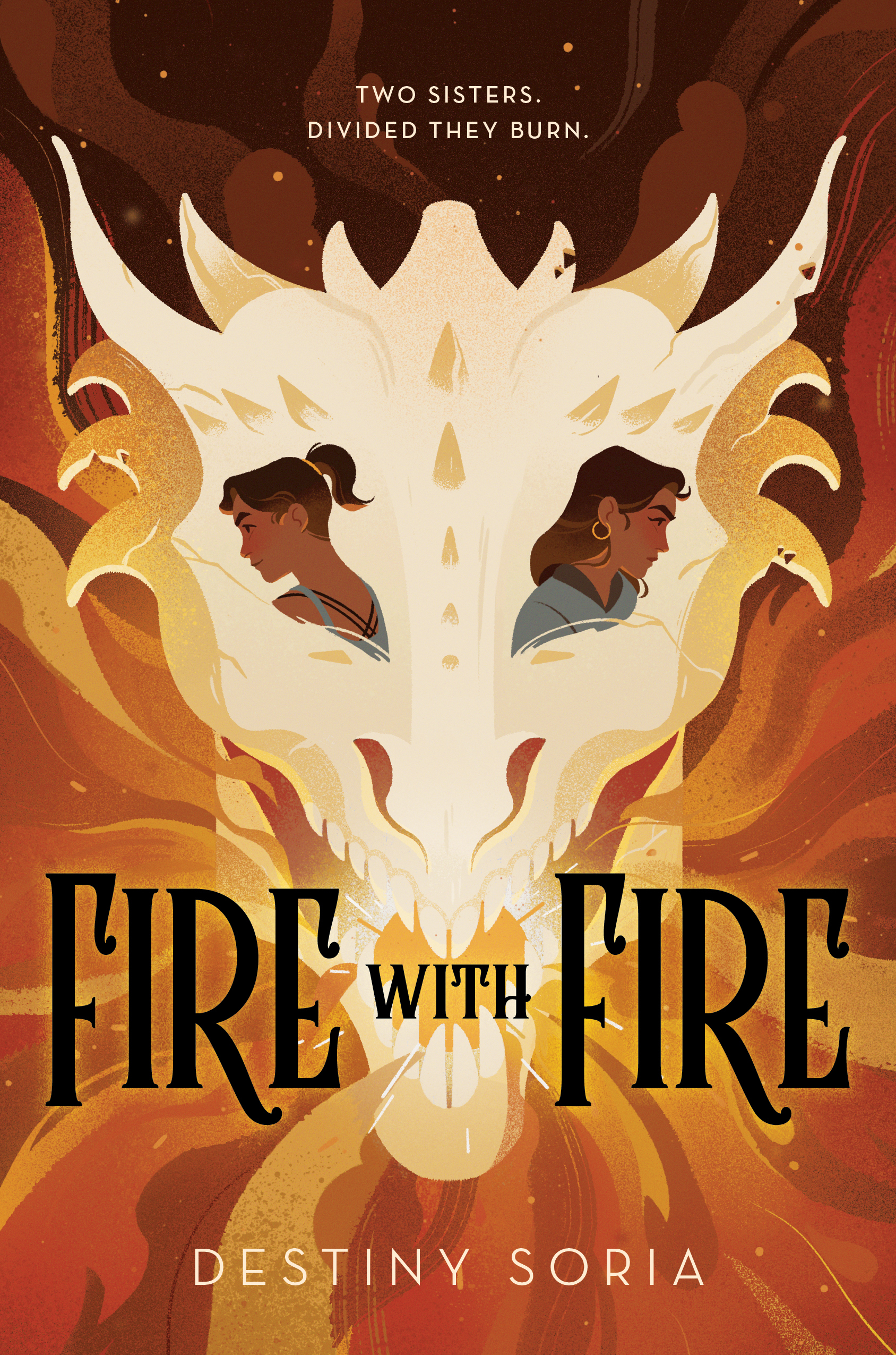 Fire with Fire by Destiny Soria