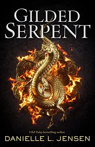 Gilded Serpent (Dark Shores, #3)