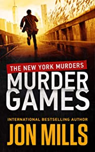 Murder Games: The New York Murders (50 States of Murder Book 2)