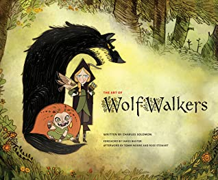 The Art of Wolfwalkers