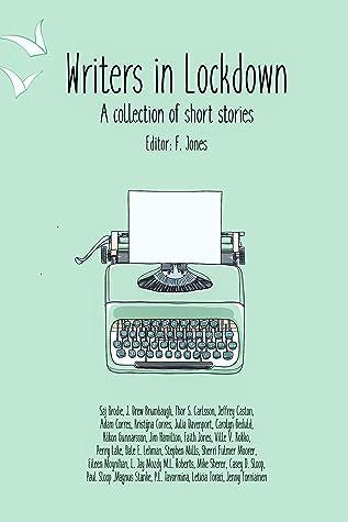 Writers in Lockdown by Faith  Jones