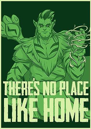 There's No Place Like Home (Spellbinder Saga Novellas, #3)