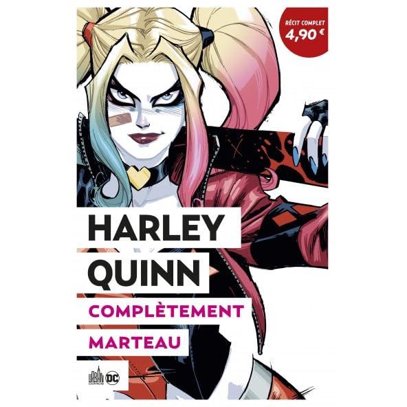 Harley Quinn Completement Marteau By Amanda Conner