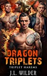 Dragon Triplets (Triplet Harems, #1)