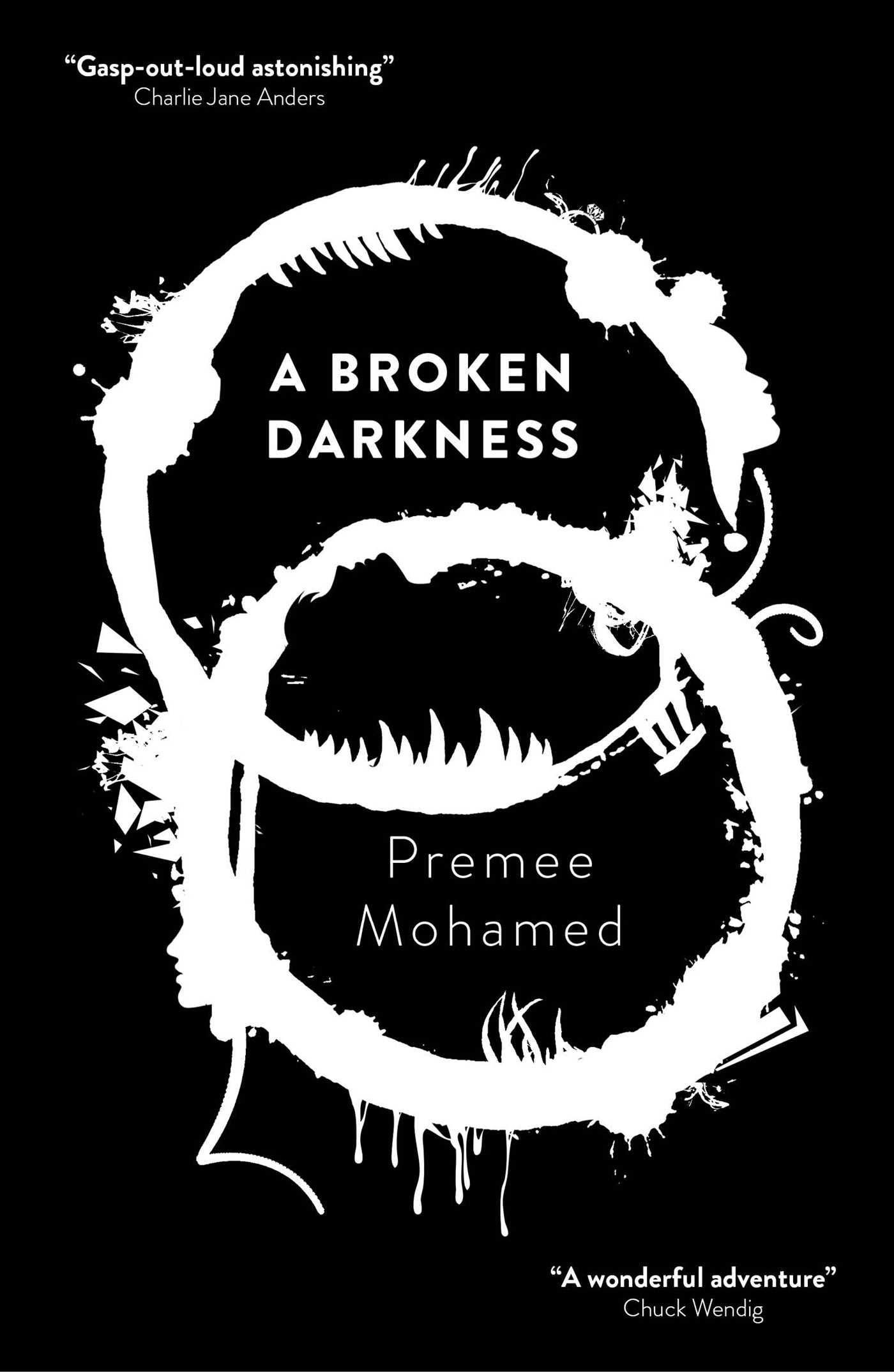 A Broken Darkness (Beneath the Rising, #2)