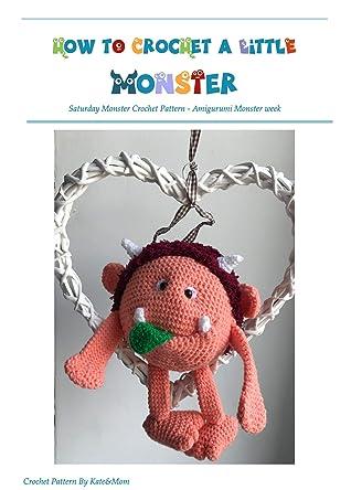 Amigurumi baby doll in monster suit - Amigurumi Today | 444x318