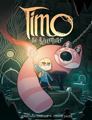 Timo the Adventurer by Jonathan Garnier