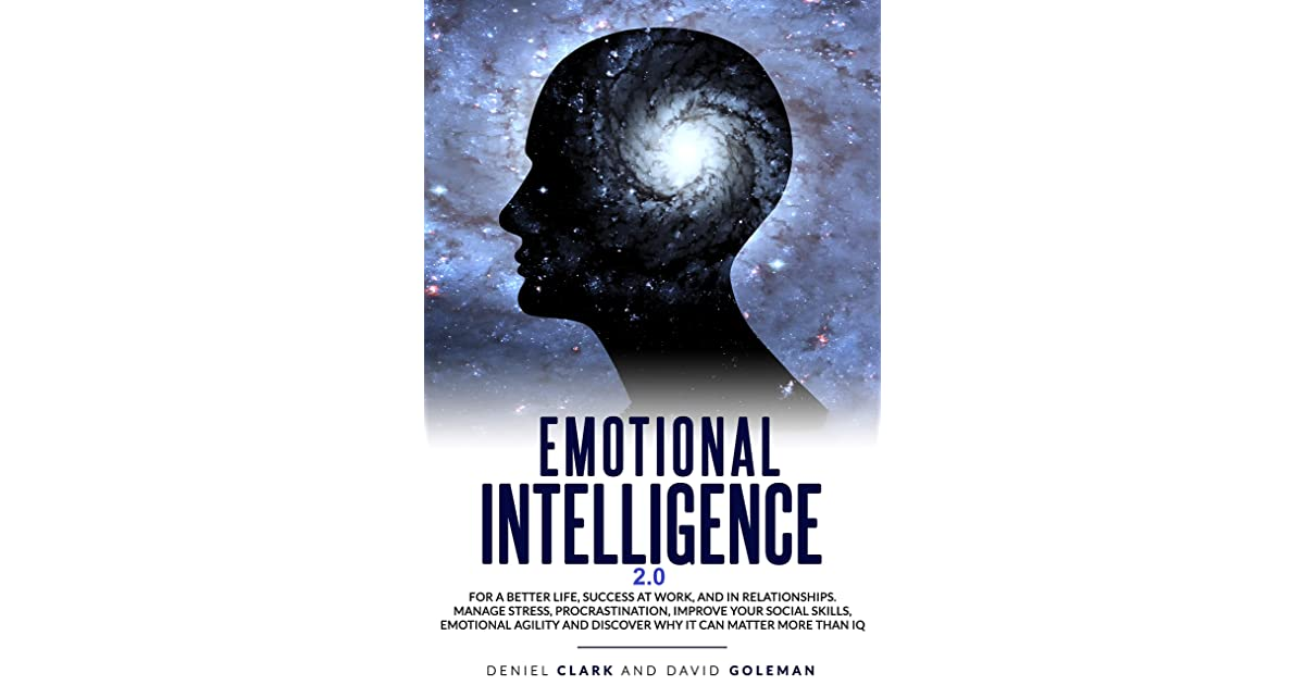 Emotional Intelligence 2 0  Why It Can Matter More Than Iq