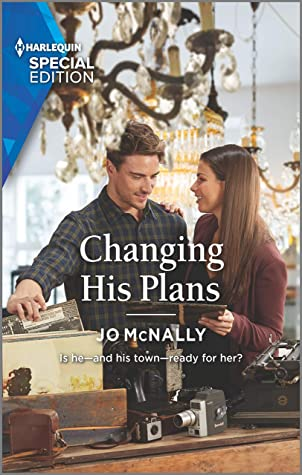 Changing His Plans (Gallant Lake Stories Book 4)