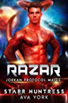 Razar (Jorkan Protocol Mates #2)