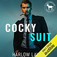 Cocky Suit (A Cocky Hero Club Novel)