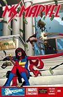 Ms. Marvel (2014-2015) #6