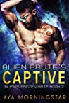 Alien Brute's Captive (Alien's Frozen Mate #2)