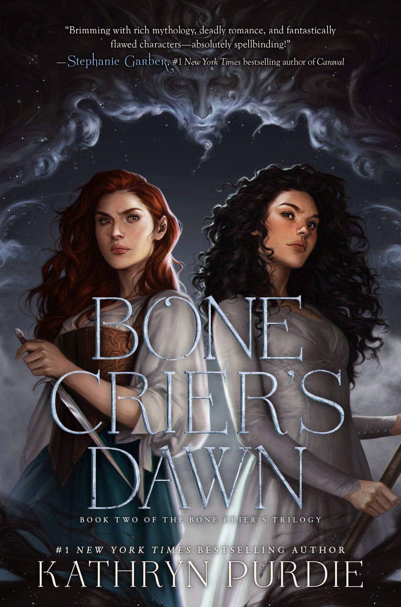Bone Crier's Dawn (Bone Grace, #2) by Kathryn Purdie