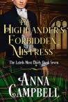 The Highlander's Forbidden Mistress (The Lairds Most Likely, #7)