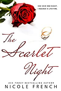 The Scarlet Night (Rose Gold, #0.5)