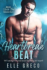 Heartbreak Beat (LA Rock Star Romance #1)