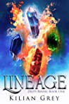 Lineage (Deity Rising, #1)