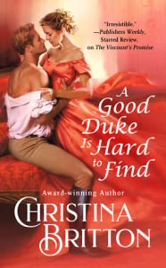 A Good Duke Is Hard to Find (Isle of Synne, #1)