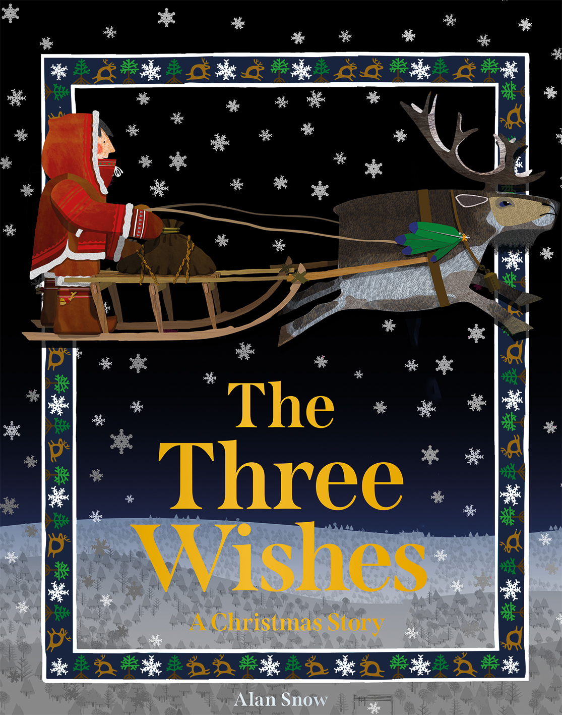The Three Wishes by Alan Snow