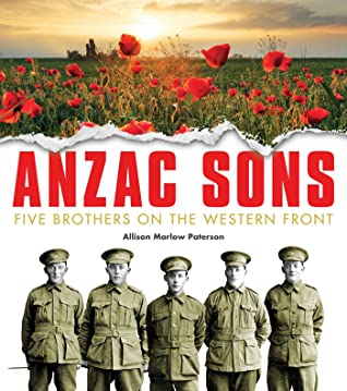 ANZAC Sons Children's Edition: Five Brothers on the Western Front