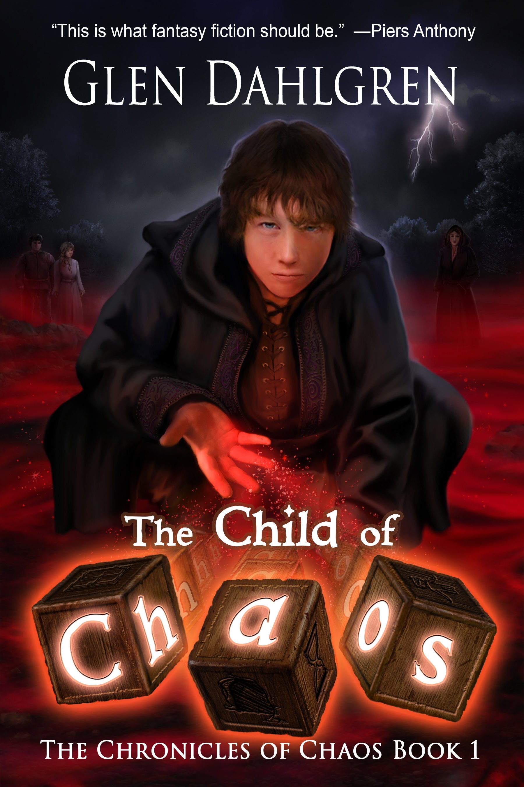 The Child of Chaos (The Chronicles of Chaos, #1)