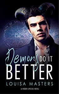 Demons Do It Better (Hidden Species #1)