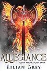 Allegiance (Deity Rising, #2)