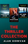 The Thriller Collection: Three suspenseful page-turners
