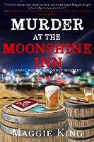 Murder at the Moonshine Inn: A Hazel Rose Book Group Mystery (Hazel Rose Book Group Mysteries)