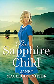 The Sapphire Child (The Raj Hotel #2)