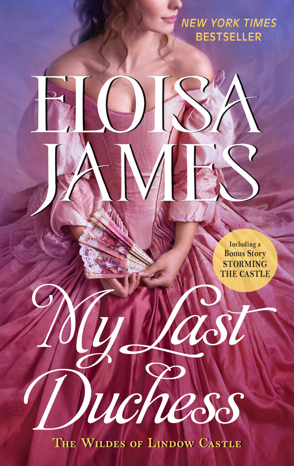 My Last Duchess (The Wildes of Lindow Castle, #6)