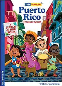 Tiny Travelers Puerto Rico by Steven Wolfe Pereira