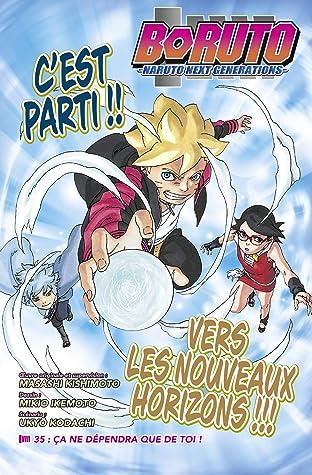 Boruto - Naruto next generations - Chapitre 35