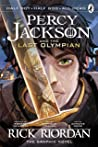 The Last Olympian: The Graphic Novel (Percy Jackson Book 5)