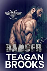 Badger (Blackwings MC Book 6)