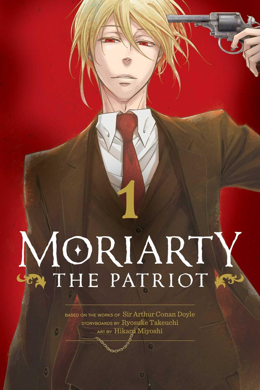 Moriarty the Patriot, Vol. 1