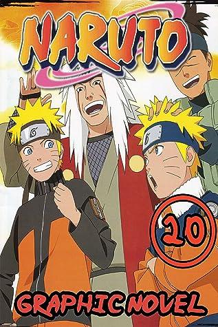 Naru: Book 20 Includes Vol 58 - 59 - 60 - Great Shonen Manga Naruto Action Graphic Novel For Adults, Teenagers, Kids, Manga Lover