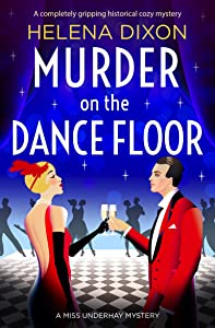 Murder on the Dance Floor (Miss Underhay Mysteries #4)