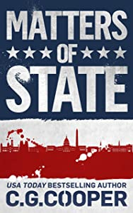 Matters of State (Corps Justice #17)