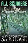 Sabotage (The NightShade Forensic Files, #9)